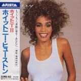 Whitney Houston - Whitney [32RD-93] japan '1987