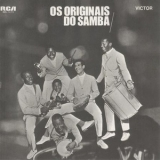 Os Originais Do Samba - Os Originais Do Samba '1969