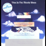 Moody Blues, The - This Is The Moody Blues: The Best Of 1967-1973 (2CD) '1974