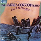 James Cotton - Live & On The Move '1976