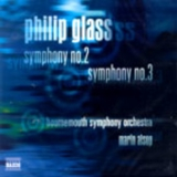 Philip Glass - Symphonies Nos. 2 And 3 '2004