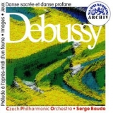 Claude Debussy - Serge Baudo Conducts Debussy '1966