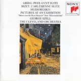 George Szell - Grieg: Peer Gynt; Bizet: L'arlesienne; Mussorgsky: Pictures At An Exhibition • Khovanshchina '1966