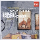 Berliner Philharmoniker - Moussorgsky: Pictures At An Exhibition - Borodin: Symphony No.2, Polovtsian D... '2007