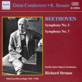 Richard Strauss - Beethoven - Symphony No.5 And No.7 '2000