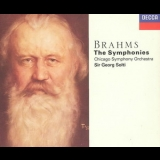 Johannes Brahms - Symphony No. 1 In C Minor, Op. 68 - Chicago Symphony Orchestra - Sir George Solti '2000