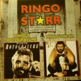 Ringo Starr - Ringo's Rotogravure (1976), Ringo The 4th (1977) '1999