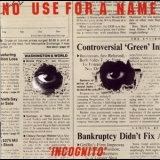 No Use For A Name - Incognito '1990