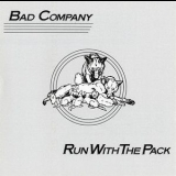 Bad Company - Run With The Pack (remastered) '1994