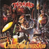 Tankard - Chemical Invasion / The Morning After (Japan) '1991