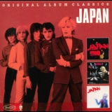 Japan - Original Album Classics [3CD] '2011