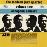 Modern Jazz Quartet, The - European Concert, Volume Two '1961