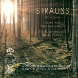 Richard Strauss - Don Juan / Death And Transfiguration / Till Eulenspiegel's Merry Pranks (Manfred Honeck) '2013