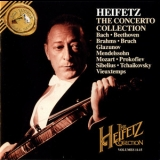 Jascha Heifetz - The Heifetz Collection, Vol.11-15: The Concerto Collection '1994