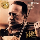 Jascha Heifetz - The Heifetz Collection, Vol.17: Bach - Sonatas And Partitas '1994