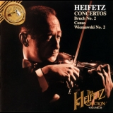Jascha Heifetz - The Heifetz Collection, Vol.20: Concertos '1994