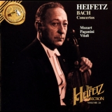Jascha Heifetz - The Heifetz Collection, Vol.24: Bach, Mozart, Paganini, Vivaldi '1994