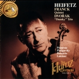 Jascha Heifetz - The Heifetz Collection, Vol.33: Franck / Dvorak '1994