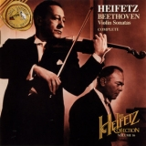 Jascha Heifetz - The Heifetz Collection, Vol.16: Beethoven Violin Sonatas '1994