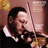 Jascha Heifetz - The Heifetz Collection, Vol.38: Schubert / Brahms '1994