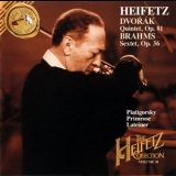 Jascha Heifetz - The Heifetz Collection, Vol.41: Dvorak / Brahms '1994