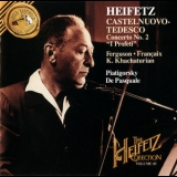 Jascha Heifetz - The Heifetz Collection, Vol.43: Castelnuevo-Tedesco '1994