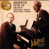 Jascha Heifetz - The Heifetz Collection, Vol.45: Music Of France '1994