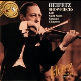 Jascha Heifetz - The Heifetz Collection, Vol.22: Showpieces '1994