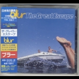 Blur - The Great Escape (japan) '1995