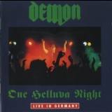 Demon - One Helluva Night (live In Germany) (2CD) '1989