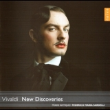 Antonio Vivaldi - Vivaldi. New Discoveries (modo Antiquo, Sardelli) '2008