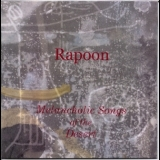 Rapoon - Melancholic Songs Of The Desert '2009