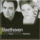1-3 : I. Faust, A. Melnikov - Beethoven : Complete Sonatas For Violin And Piano '2009
