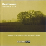Beethoven - Symphonien No. 7 & 8 (David Zinman) '1998