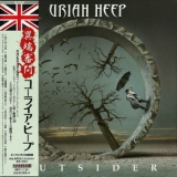 Uriah Heep - Outsider (Japanese Edition) '2014