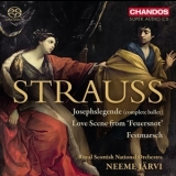 Richard Strauss - Josephslegende, Op. 63 and other works (Neeme Järvi) '2013