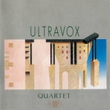 Ultravox - Quartet (Chrysalis 610 010) '1982