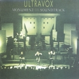 Ultravox - Monument - The Soundtrack (Chrysalis CCD 1452) '1983