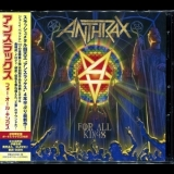 Anthrax - For All Kings (Japan Gqcs-90112) (2CD) '2016