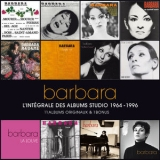 Barbara - L'integrale des albums studio 1964-1996 [12CD] '1964
