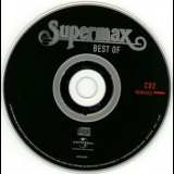 Supermax - Best Of  ( 30th Anniversary Edition - Cd2  remixes) '2008