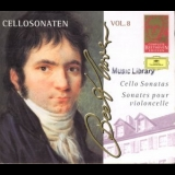 Beethoven - Complete Beethoven Edition Vol.08 - Cello Sonatas (CD1) '1991