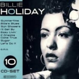 Billie Holiday - 10 CD-Set '2005