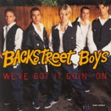 Backstreet Boys - We've Got It Goin' On [CDS] '1995