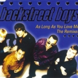 Backstreet Boys - As Long As You Love Me (The Remix) [CDM] '1997