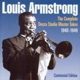 Louis Armstrong - The Complete Decca Studio Master Takes 1940-1949 '2000