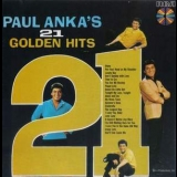 Paul Anka - Paul Anka's 21 Golden Hits '1963