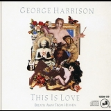 George Harrison - This Is Love (Japan, 10SW-59) '1987