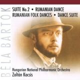 Bela Bartok - Suite No. 2; Rumanian Dance; Rumanian Folk Dances; Dance Suite (Zoltan Kocsis) '2008