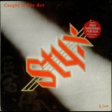 Styx - Caught In The Act (2CD) '1984